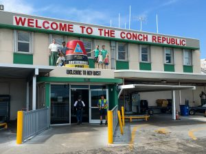 Welcome to the Conch Republic!